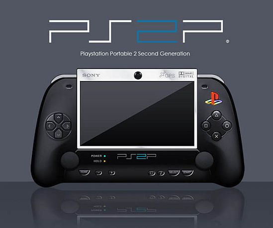 PSP2? Vat vill it look like?