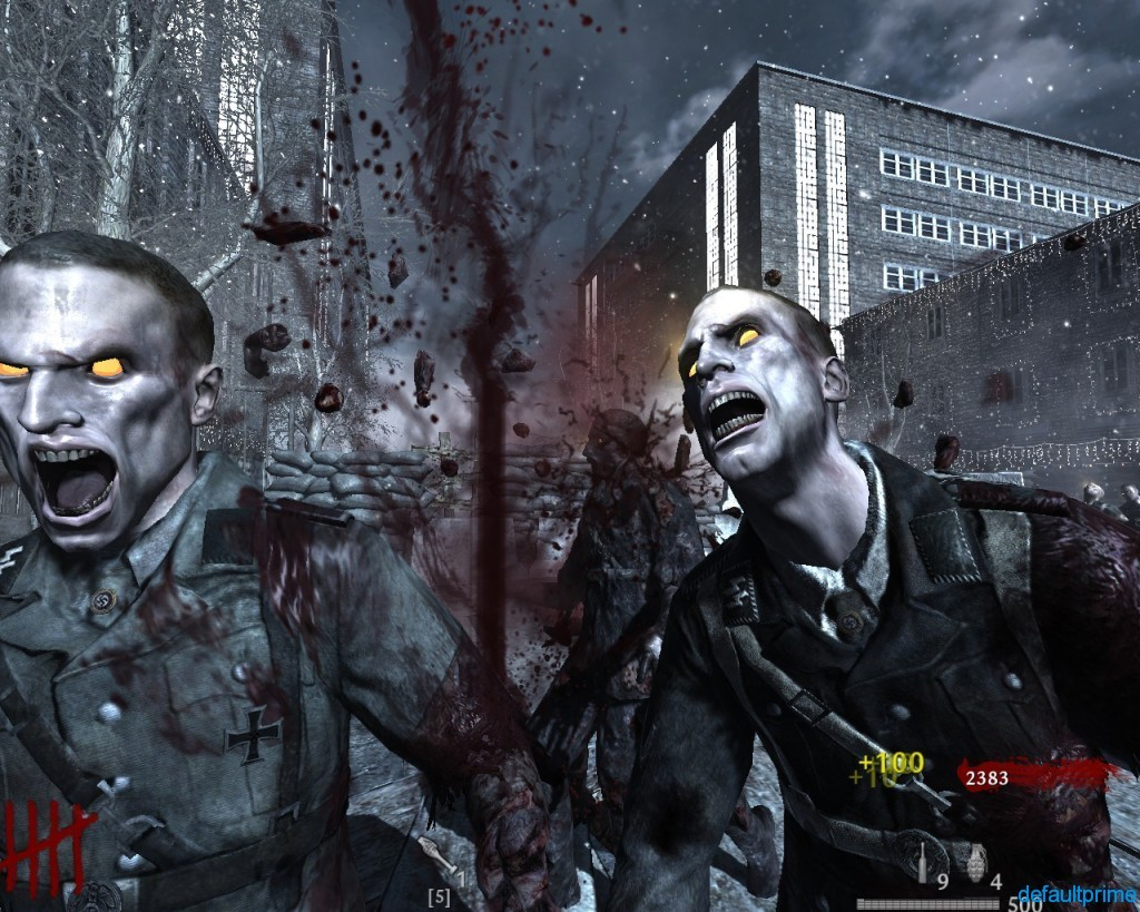 33b366e 1024x819 Zombie Nazi Pack Released for Call of Duty: World at War