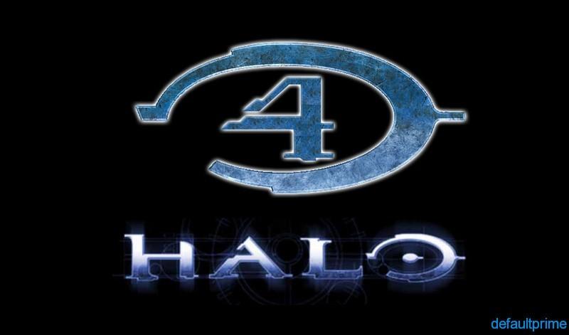 Halo 4 Logo Hal...