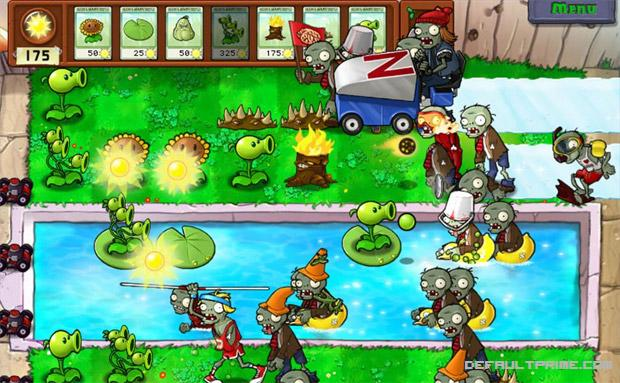 129510 plants DPrime Review: Plants vs. Zombies