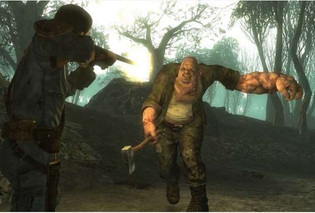fallout 3 point lookout hillfolk enemy screenshot DPrime Review: Fallout 3: Point Lookout