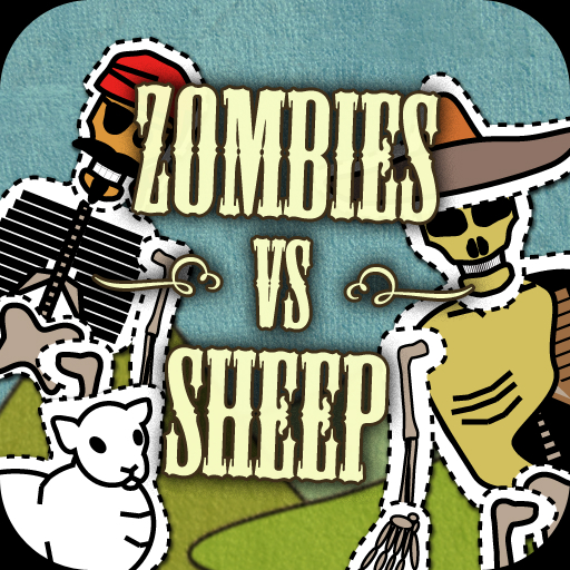 logo 512x512 2  tif jpgcopy Get ready for some sheep on zombie fun with Zombies vs Sheep for iPhone and iPod touch