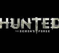 Hunted logo