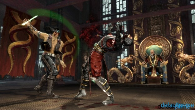 mk9 360 nightwolf bladeandedge  ermac stthrone dvslrf Mortal Kombat