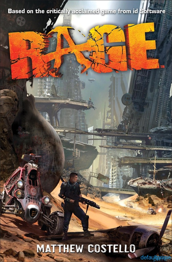 RAGE cover art smaller RAGE Novel is Now Available