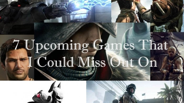 7 Upcoming Games Cover