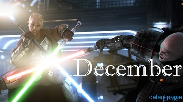 Month of December Games 7 Upcoming Games That I Could (Potentially) Miss Out On