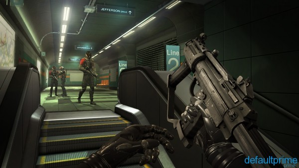 dx hr screenshot metro station 600x337 Deus Ex: Human Revolution
