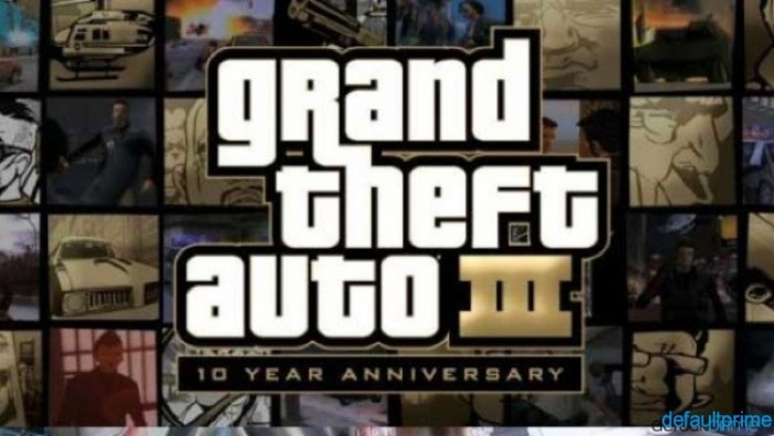 GTA III, has it really been 10 years already?