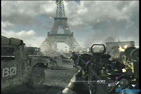 Modern Warfare 3 04 Call of Duty: Modern Warfare 3