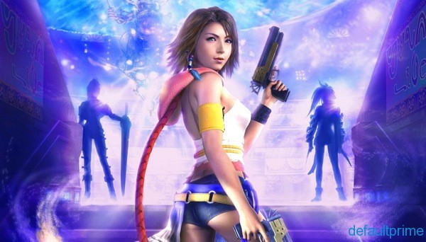 BacklogFF002 The Backlog:  Final Fantasy X XII
