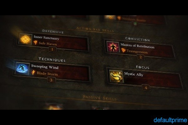 Diablo 3 skill and rune changes Diablo 3 skill and rune changes