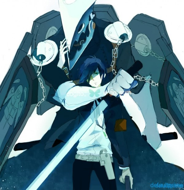 persona 3 3 600x619 Why Persona 3 Is The Best JRPG on the PlayStation 2: Part 1