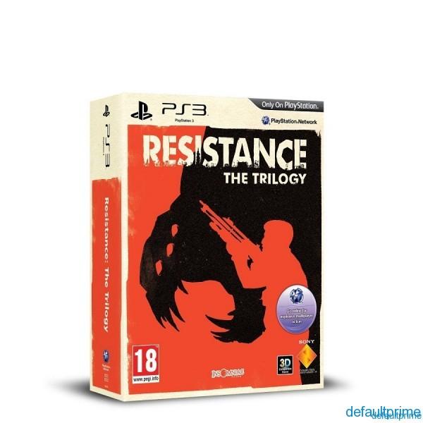 81acPTBX5AL. AA1500  600x600 Amazon France Leaks Resistance Trilogy for PlayStation 3
