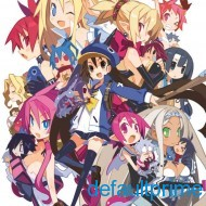 disgaeart1 190x190 Pick Up This Sweet Disgaea Artbook Dood!