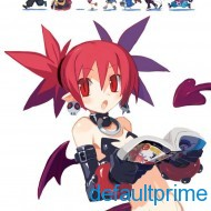 disgaeart3 190x190 Pick Up This Sweet Disgaea Artbook Dood!