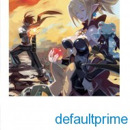 disgaeart6 190x190 Pick Up This Sweet Disgaea Artbook Dood!