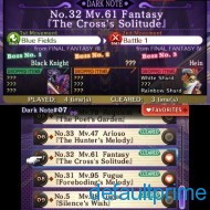 8306darknote 06 copy 190x190 Theatrhythm Final Fantasy: Chaos Shrine Screenshots Have Lots of Purple