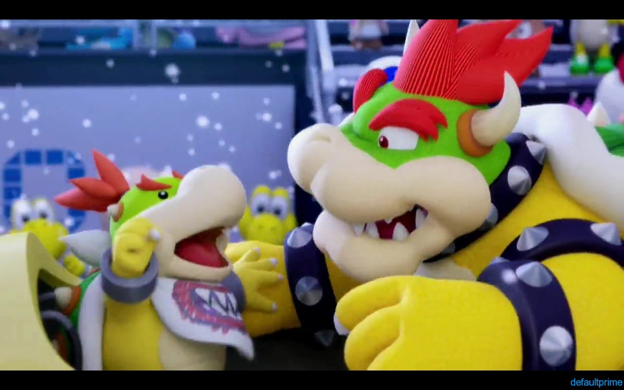 Bowser and Son