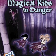 Magical Kids in Danger 190x190 Penny Arcade Finds New Publisher with Oni Press in time for Next Book