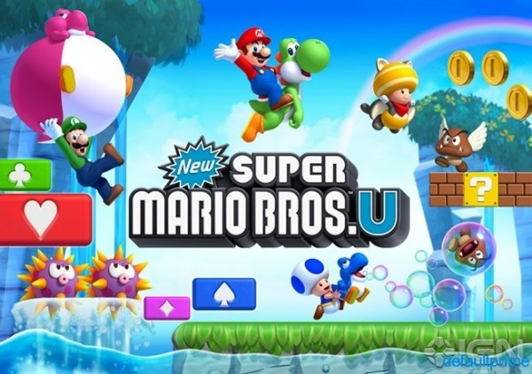 NSMBU 600x422 Nintendo: Why the Naysayers are Wrong About Wii U