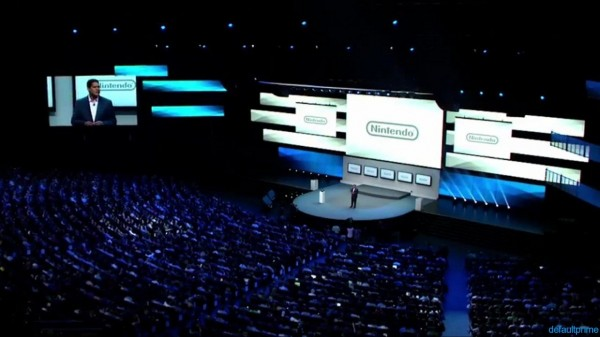 Nintendo E3 2012 600x337 On Nintendos Wii U   I Think I Can Wait