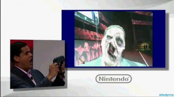 Zombie Reggie E3 2012 600x337 On Nintendos Wii U   I Think I Can Wait