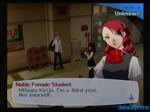 1084154 youngmitsuru super Why Persona 3 Is The Best JRPG on the PlayStation 2: Part 3