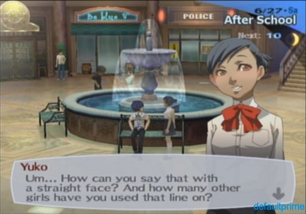 69 Persona3 16 198 600x420 Why Persona 3 Is The Best JRPG on the PlayStation 2: Part 3