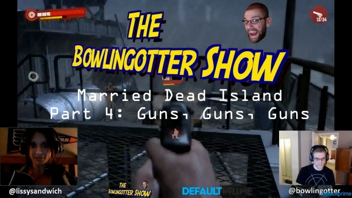 Married Dead Island Part 4