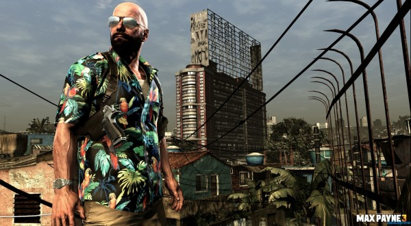Max Payne 3 600x330 Max Payne 3: the True Fall of Max Payne