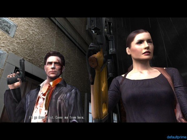 Max and Mona 600x450 Max Payne 3: the True Fall of Max Payne