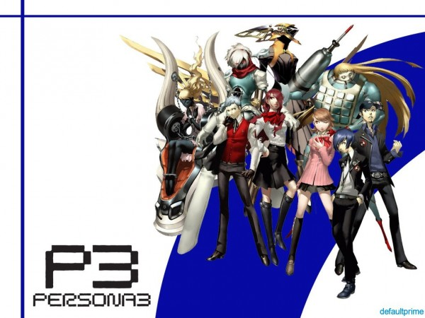 Persona 3 Wallpaper by BioDio 600x450 Why Persona 3 Is The Best JRPG on the PlayStation 2: Part 3