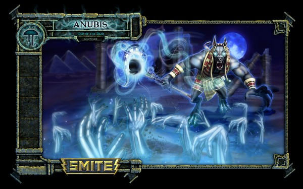 Card Anubis 600x375 Gamescom Interview: Hi Rez Studios talks Smite