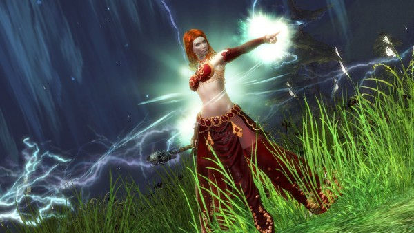 Human Elementalist 600x337 Guild Wars 2 Interview   Calm Before the Storm