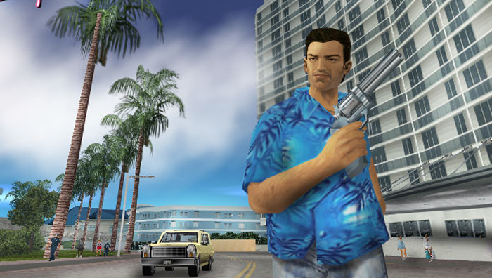 Tommy Vercetti Top 10 Characters Wed Like to See in PlayStation All Stars Battle Royale
