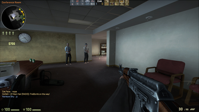 CS Go Office Counter Strike: Global Offensive (PC)