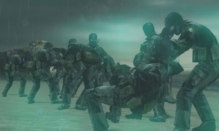 Recruit What Id like to See in Metal Gear Solid: Ground Zeroes