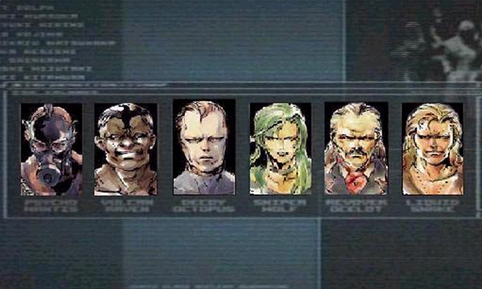 bosses What Id like to See in Metal Gear Solid: Ground Zeroes