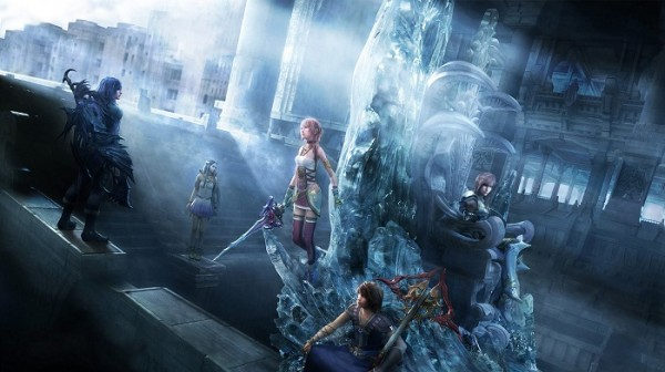 xiii 2artwork 600x336 Final Fantasy XIII Is A Trilogy I Didnt See Coming