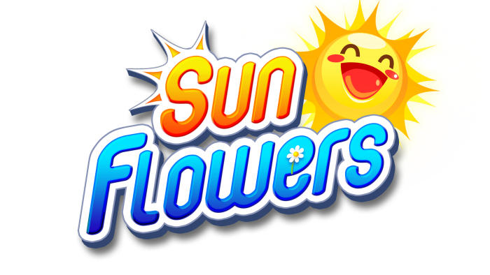 SunFlowers - Logo HD