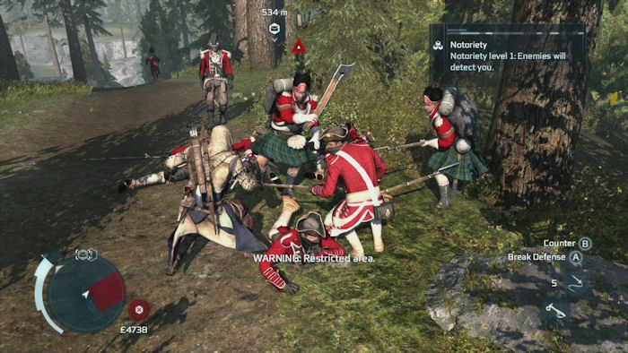 621797 20121029 screen043 Assassins Creed III