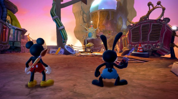 gaming epic mickey 2 6 600x336 Epic Mickey 2: The Power of Two