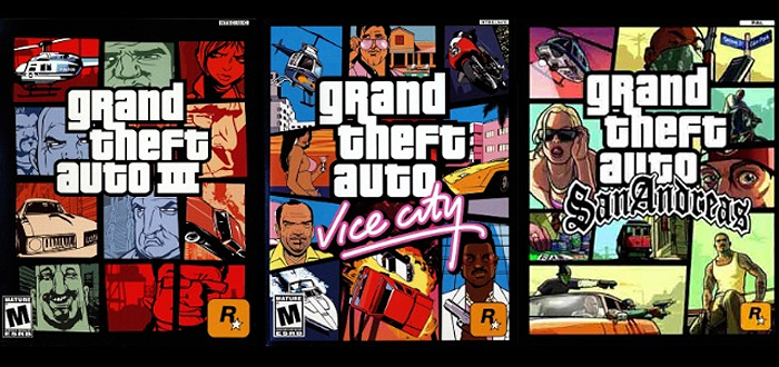 GTA Top 10 PS2 Games/Series of All Time?