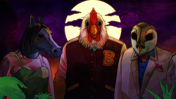 Hotline Miami Rays Top 6 of 2012