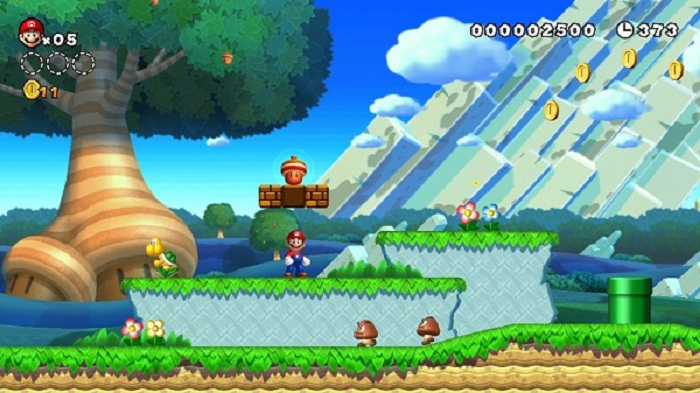 New Super Mario Bros. U Lucas Stephens Top 10 of 2012