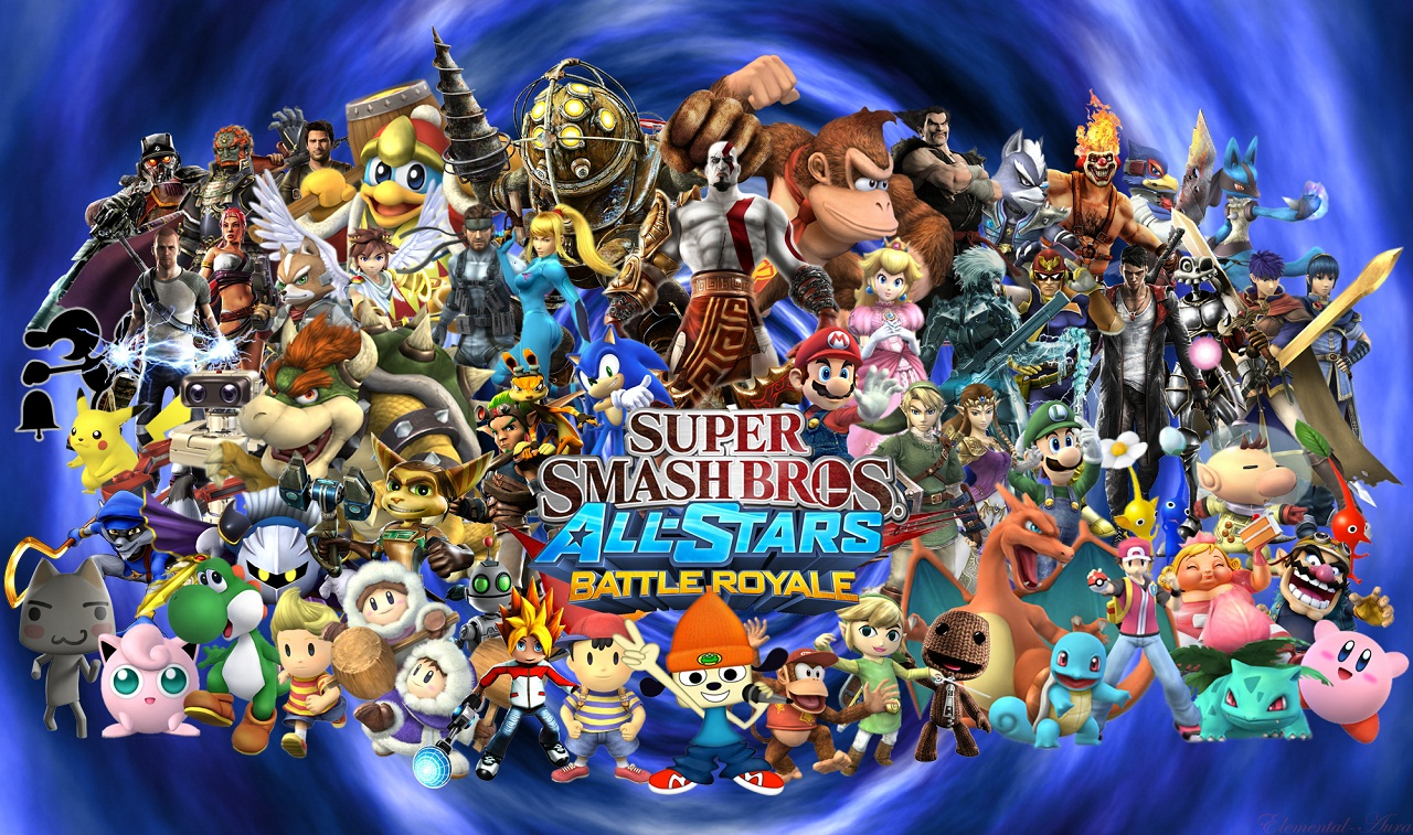 Super Smash Bros All Stars Battle Royal playstation all stars battle royale 32729473 2000 1184 On PlayStation All Stars Battle Royale   Hope to See Another One