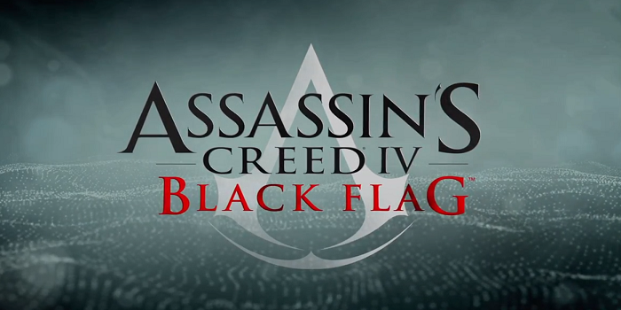 Assassin's Creed IV Black Flag Title