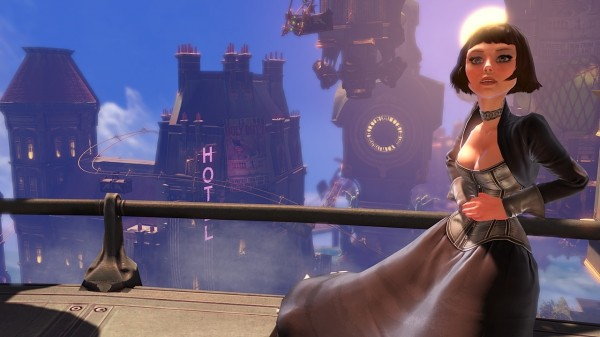 bioshockinfinite 600x337 Bioshock Infinite