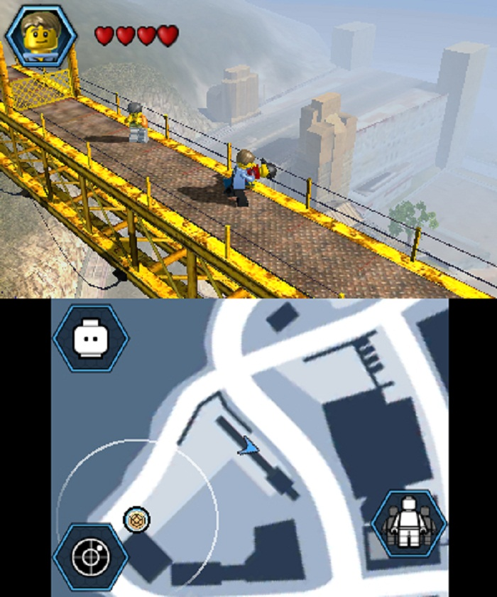chase1 Lego City Undercover: The Chase Begins